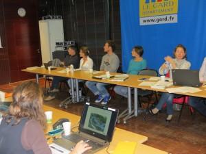 12ème réunion du GT IBMA - Nîmes - Alain Dutartre