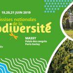 Affiche assises de la biodiversité 2019 - Centre de ressources EEE