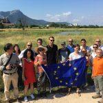 Visite de terrain Plan de la garde ALIEM 2018 - (c) Cyril Cottaz - Centre de ressources EEE
