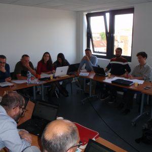 Réunion comité d'orientation du Centre de ressources Espèces exotiques envahissantes