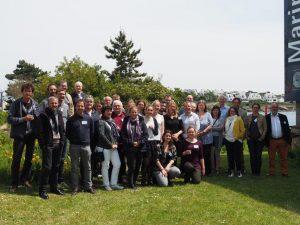 Participants Journée Biosécurité Concarneau - (c) Emmanuelle Sarat - Centre de ressources EEE